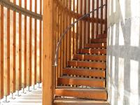 Boldog Özséb-kilátó lépcsője