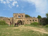 Pilisborosjenő, Egri vár másolata