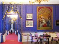Gödöllői Királyi Kastély, Erzsébet királyné szalonja