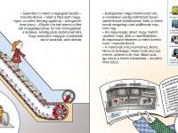 A metrók és a mozgólépcső