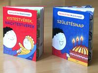 Két kiegészítő kötet a Brúnó Budapesten-sorozathoz