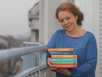 A Brúnó Budapesten-sorozat hat kötete