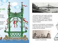 A Szabadság híd avatása 1896-ban
