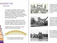 Az Erzsébet híd tervei