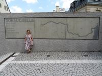A Duna útja a forrástól a torkolatig, Donaueschingen