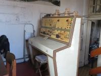 Látogatás a Lánchíd hídmesterének irodájában, a Váralagútban