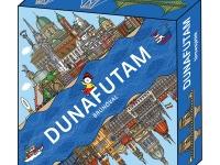 A Dunafutam társasjáték doboza