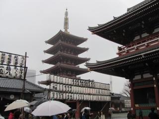 Tokió – Asakusa